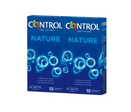 Control Nature 2x12uds