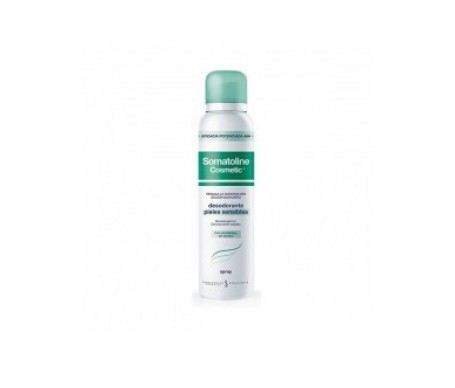 Somatoline® desodorante mujer spray 150ml