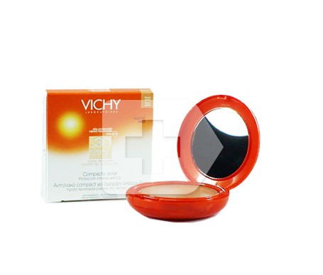 Vichy Capital Soleil compact matifying SPF30+ beige 9
