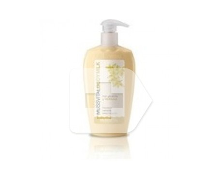 Mussvital body milk con urea avena y vit K 300ml