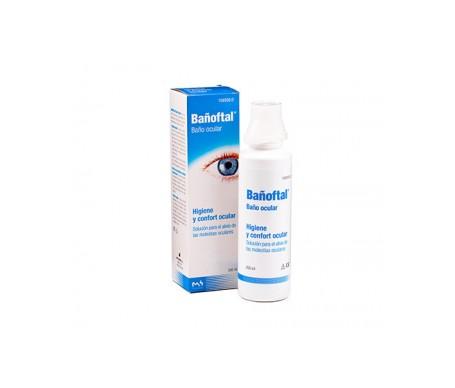 Bañoftal® baño ocular líquido 200ml