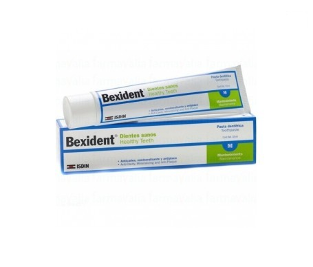Bexident® dientes sanos pasta dental 125ml