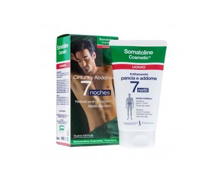 Somatoline® Hombre cintura y abdomen intensivo noche 150ml