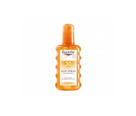 Eucerin® Sun spray transparente SPF30+ 200ml