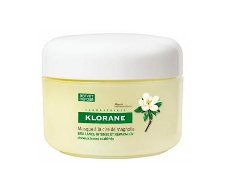 Klorane mascarilla a la cera de magnolia 150ml