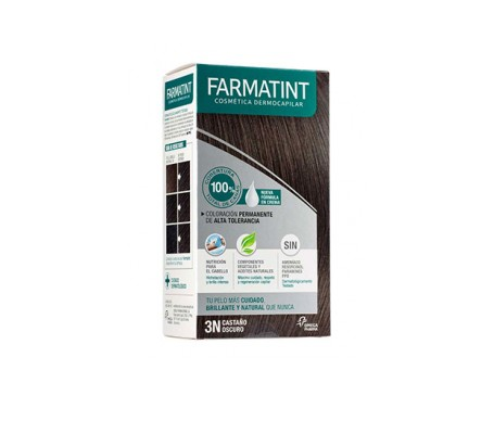 Farmatint 3N marrone scuro 135ml