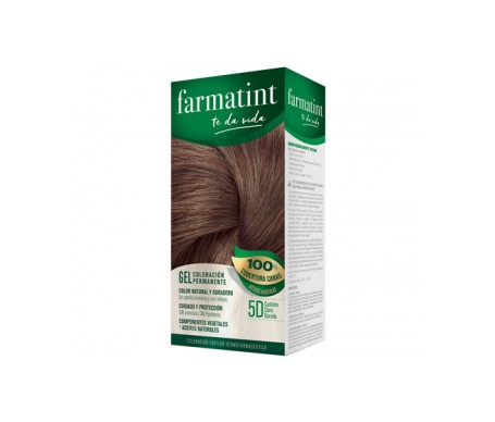 Farmatint 5D light brown golden cream 135ml