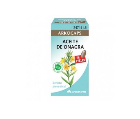 Arkocaps aceite de onaga 50 perlas