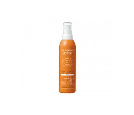 Avène Solar spray SPF30+ 200ml