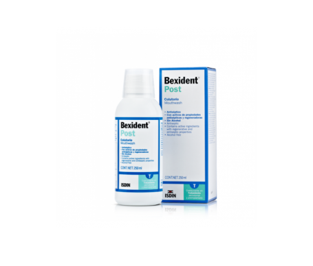 Bexident® Post colutorio 250ml