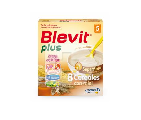 Blevit® plus 8 cereales miel 300g