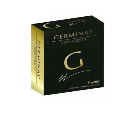 Germinal toallitas 5uds