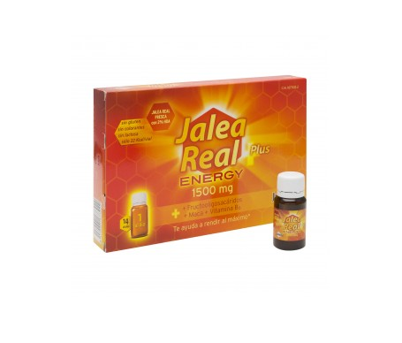 Juanola® jalea real energy plus 14 viales