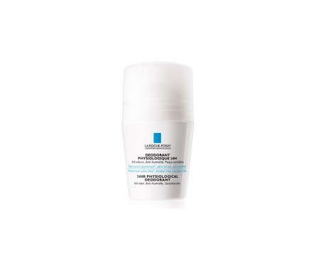 La Roche-Posay desodorante fisiológico 24h roll on 50ml