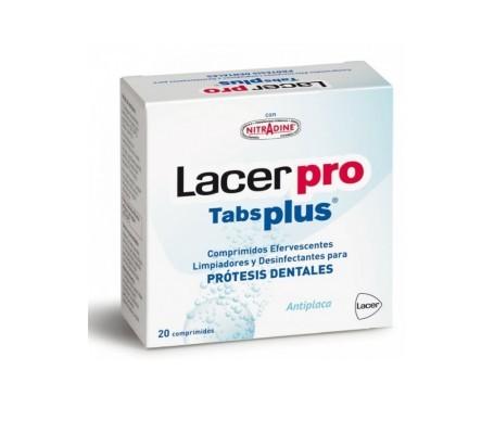 Lacer Pro Tabs Plus 20comp