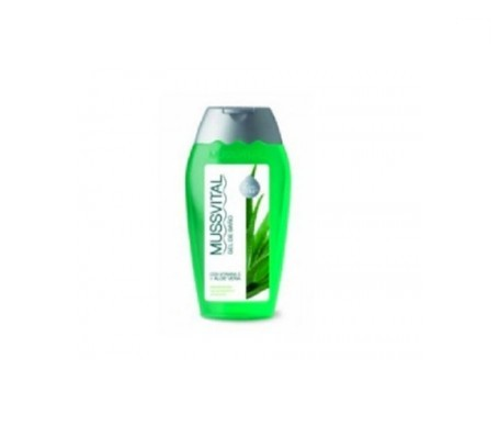 Mussvital gel de baño vitamina E y aloe vera 200ml