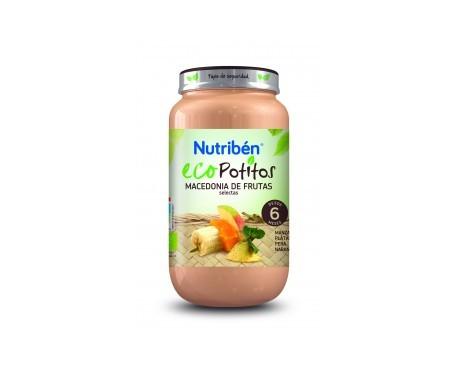 Nutribén® Eco Potitos® pollo con verduras 250g