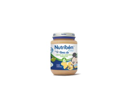 Nutribén® Potito® crema verduras variadas 200g