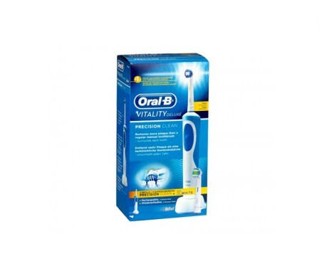 Oral-B Vitality Deluxe Precision Clean 1ud