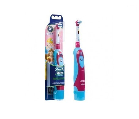 Oral-B Advance Power Kids 900TX Princesas cepillo eléctrico 1ud