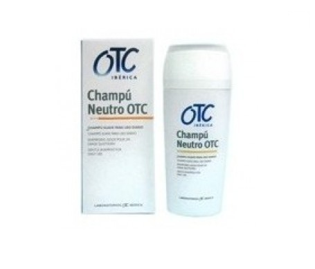 OTC champú neutro 250ml