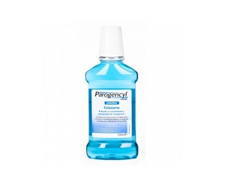 Parogencyl Control Bain de bouche 250ml