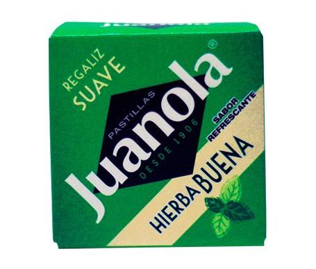 Juanola® pastillas hierbabuena 5,4g