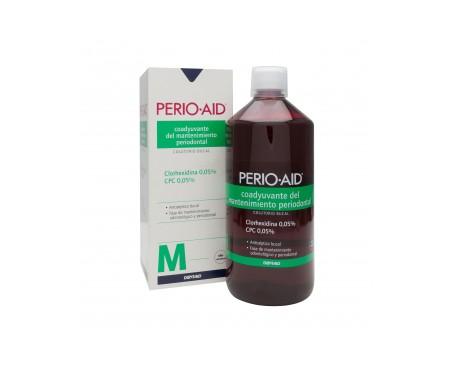Perio-Aid Mantenimiento y Control colutorio 0.05% clorhexidina 1l