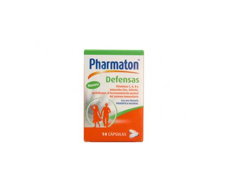 Pharmaton™ 14camp defenses