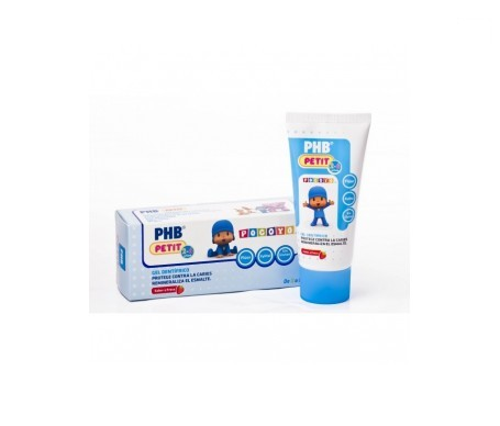 PHB infantil gel dentífrico colutorio 50ml