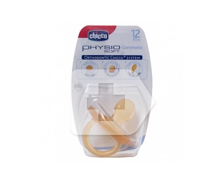 Chicco® Physio Soft chupete todogoma 1ud