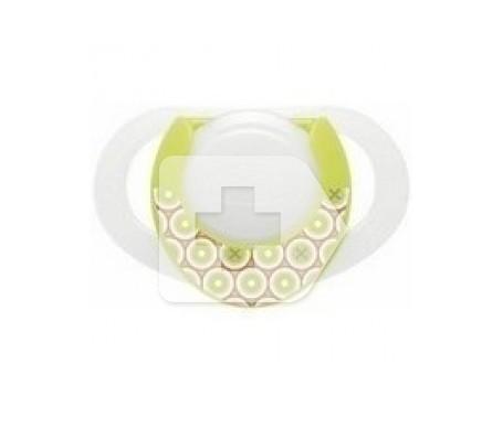 Chicco® chupete physio anatómico tetina látex luminosos +0 meses 1ud