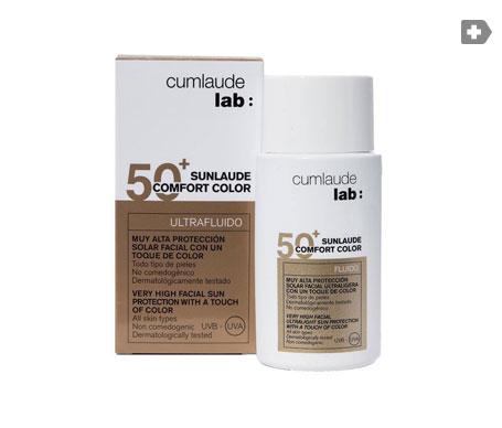 Cumlaude Sunlaude Comfort color SPF50+ 50ml