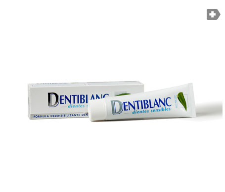Dentiblanc pasta dental dientes sensibles 100ml