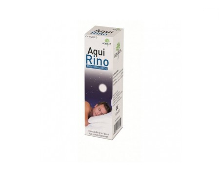 Aquirino antirronquidos 10ml