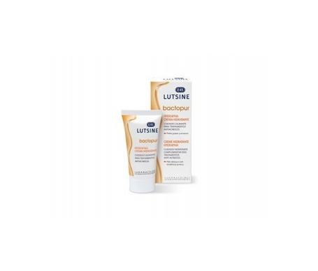 Bactopur di Lutina Idrafnia crema lenitiva 30ml