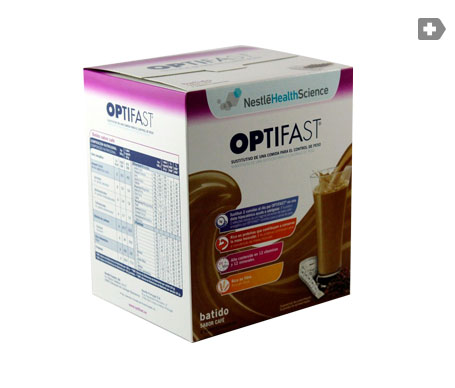 Optifast batido café 9uds