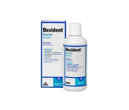 Bexident® encías colutorio triclosán 250ml
