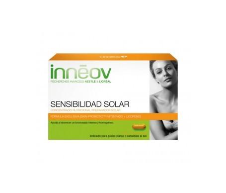 Innéov Sensibilidad Solar 60cáps