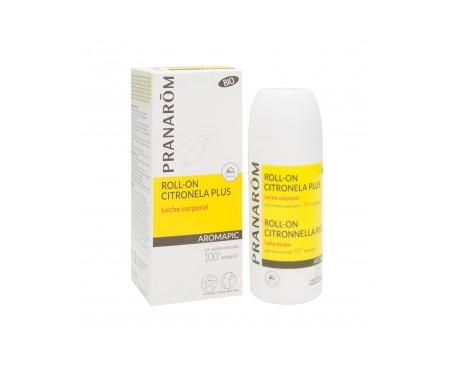 Pranarôm Aromapic leche corporal antimosquitos 75ml