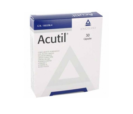 Acutil® 30cáps