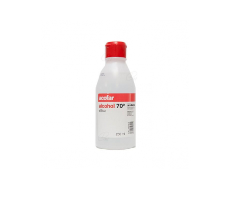 Acofar alcohol 70º 250ml