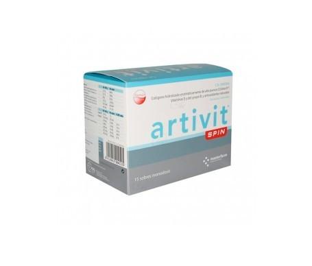 Artivit® Spin 15 viales