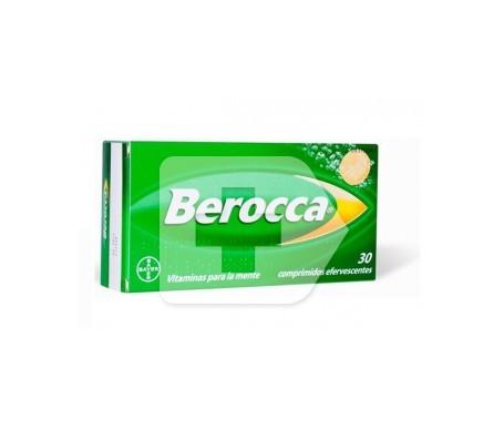 Berocca® 30comp efervescentes