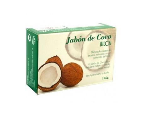 Bilca jabón de coco 125g