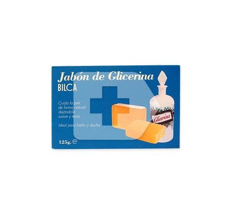 Bilca jabón de glicerina 125g