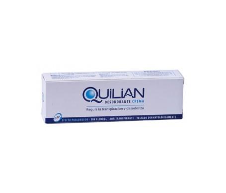 Quilian crema antisudorante 30ml