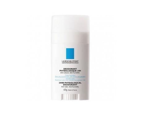 La Roche-Posay Desodorante Fisiológico 24h stick 40g