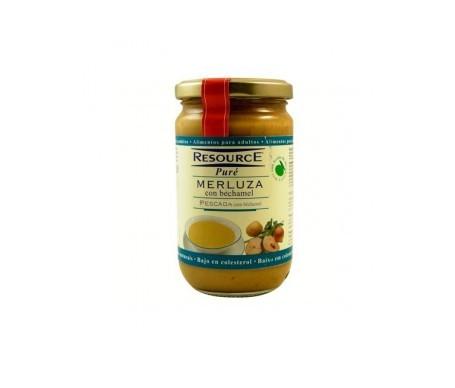 Nestlé Resource puré merluza bechamel 300g