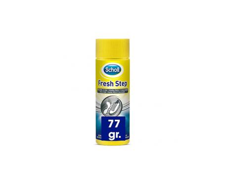 Scholl Odor Control polvos desodorante 75g